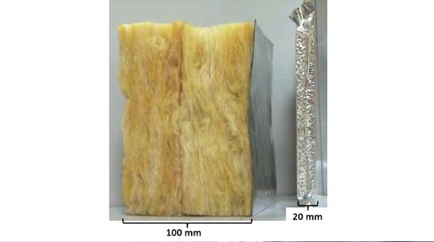 mineralull, vakuumisoleringspanel