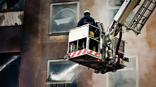 Brandskyddsarbete