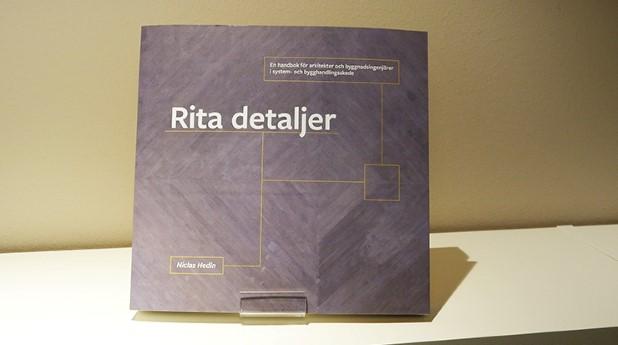 Rita detaljer av Niclas Hedin