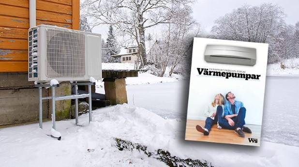Värmepump och rapporten