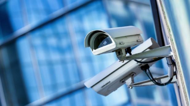 overvakningskamera