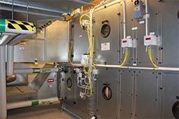 värmeåtervinningsaggregat, FTX