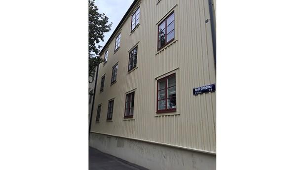 fasad, majorna, landshövdingehus