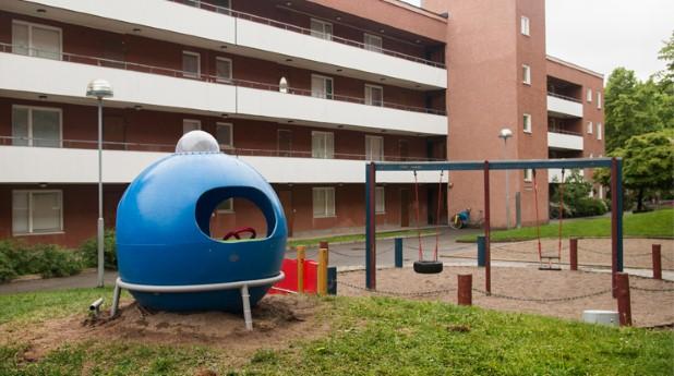 Interaktiv lekplats, tankaren